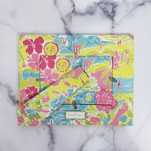 Lilly Pulitzer Accents - Lilly Pulitzer 4 x 6 Yellow Picture Frame